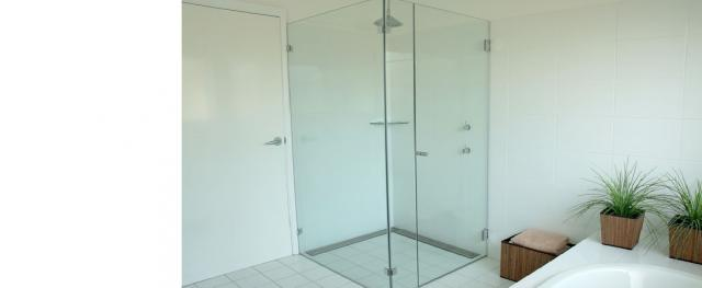 Showers Customised & Frameless!!
